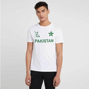 Pakistan short sleeve crew neck Tee shirt for men cricket fans independence day 14th august