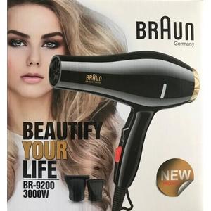 BRAUN Professional Hair Dryer - BR 9200