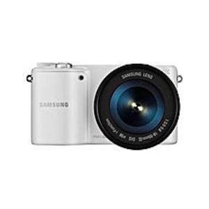 SamsungEV-NX2000DFWME - Digital Camera - 21.6MP - White