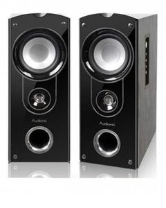 Audionic Classic 5 BT - Tower Speakers - Black