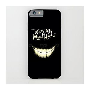 We All Mad Here Printed Mobile Cover Case (Samsung C7)