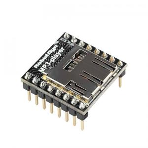 RobotDyn WTV020 Audio Module MP3 Player With MicroSD Card Reader Compatible For Arduino AVR ARM PIC-MP3