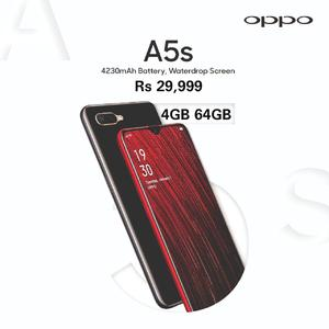 OPPO A5S Mobile Phone 4GB RAM & 64GB ROM