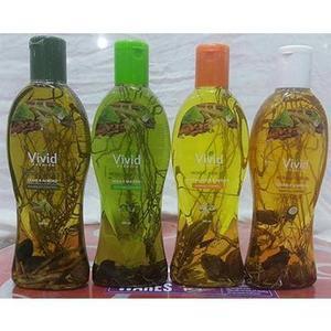Hair Oil - Vivid Premium (Olive and Almond - Dandruff Control)  200ml
