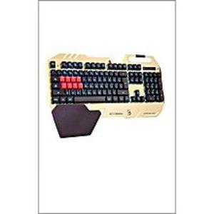 BloodyB418 - Back-lit Mechanical Keyboard - Black