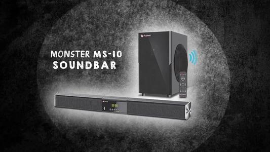 Monster MS-10 Sound Bar