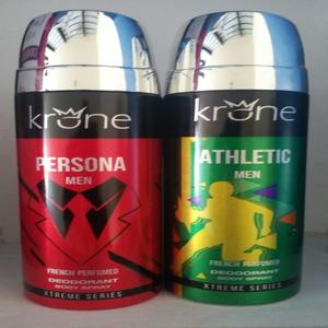 Buy Krone Athletic Men Body Spray 200 ML Pack of 2