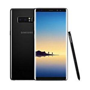 """SamsungGalaxy Note 8 - 6.3"""" QHD+ Display - 6GB RAM - 64GB ROM - Fingerprint Sensor - Midnight Black"""