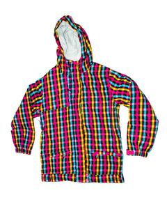 Stylish Multi Color Printed Zipper Hoodie Jacket for Boy