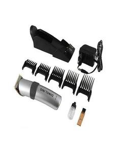 Dingling Rf-609 Trimmer Electric Clipper Rechargeable Hair Shaver Razor