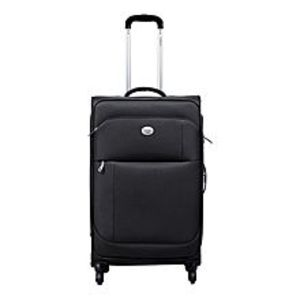 SwissproLugano - Expandable Spinner 26 Inch - Black