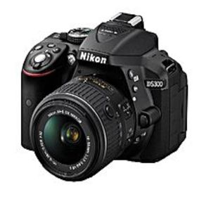 NikonNIKON D5300 DSLR Camera 18-55VR Kit