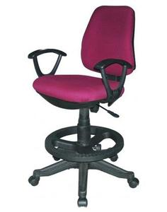 Boss B-503-R COMPUTER CHAIR WITH HYDROLIC JECK WITH RING