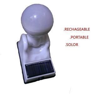 Solar Bulb Lamp  - Solar Powered - Portable Outdoor Solar Energy LED Lighting Rechargeable