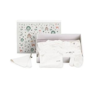 Xiaomi Mijia BEVA 8Pcs Newborn Clothing Gift Set Baby Layette Set 0-6 Months