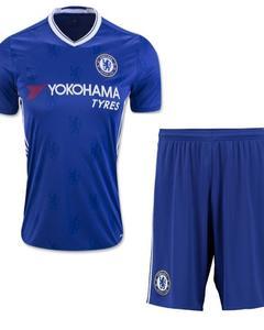 Blue Polyester Chelsea Football Club Kit