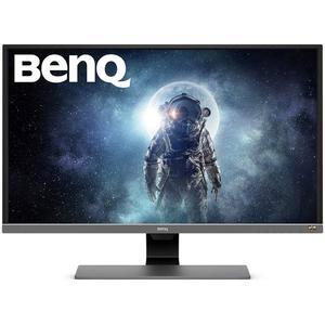 BenQ EW3270U 31.5 inch Video Enjoyment LED Monitor with Eye-care Technology 4K HDR USB-C