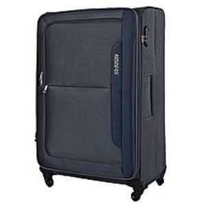 American TouristerAura Spinner Suitcase 55cm - Black