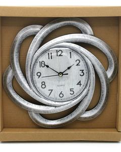 Antique Style Wall Clock - Multicolor 10""