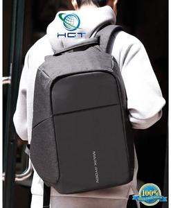 HGT Anti-Theft Laptop Backpack Business Bag (F)