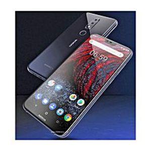 Nokia6.1 Plus 4Gb-64Gb - 5.8 Inches - Blue