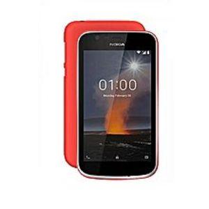 """NokiaNokia 1 - 4.5"""" - 1GB RAM - 8GB ROM - 5 MP Camera - Red"""