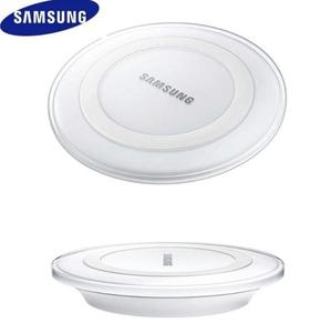 (white) Imported Samsung Wireless Charger 2.0 Ampere Qi Universal Wireless Charger Supported Samsung Galaxy Note Huawei Oppo Android Mobile Wireless Charger