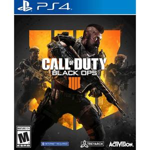 Call of Duty Black Opps 4 - Standard Edition - Playstation 4