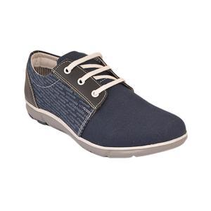 Urban Sole Navy Canvas Shoes  Winter Collection - CV-8101