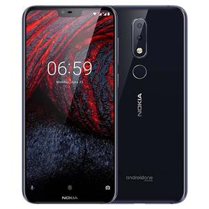 "Nokia 6.1 Plus - 5.8"" HD Display - 4GB RAM - 64GB ROM - Fingerprint Sensor"