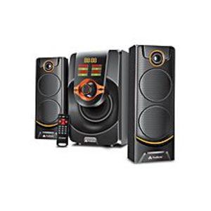 AudionicMega M-45 Speaker 2.1 Channel Speaker SD/MMC/USB