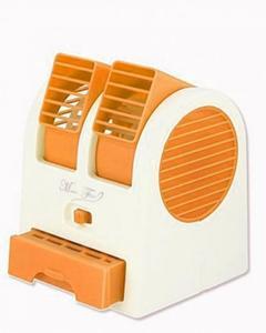USB Cooler Shape Fan - Orange