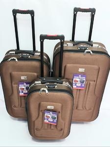 Bundle Of 3 Troly Suitcase Set 2 Wheels Brand New Box Pack