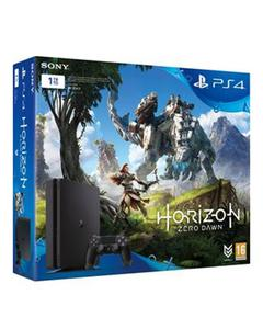 PlayStation 4 1TB Horizon Zero Dawn Bundle - Black