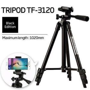 Digital Camera Camcorder Tripod Stand - Black for TikTok, You tuber, etc