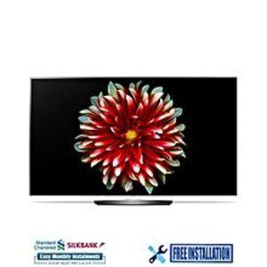 """LGEG9A7V - 55"""" FHD OLED Smart Digital TV - Black"""