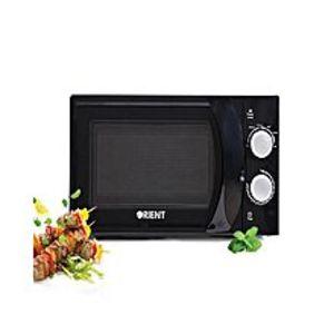Orient20ltr Solo Mint Black Microwave Oven