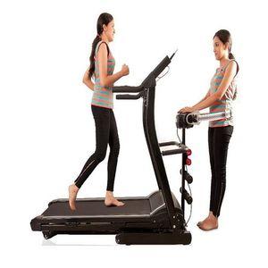 Motorized Treadmill - WH 6008D 3.0 HP - Black