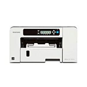 RicohColor Gel Printer - White