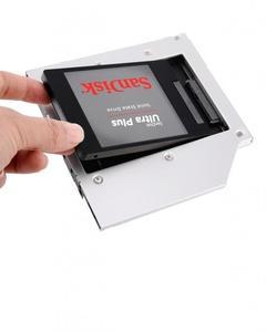 Aluminum Notebook - Internal - Hard Drive - SSD - Mounting Bracket - L127SS