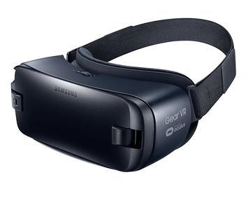 New Samsung  Gear VR SM-R323NBKA Ooculus - Micro USB: Galaxy S7, S7 edge, Note5, S6 edge (N)