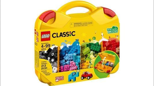 LEGO Classic Creative Suitcase - 10713