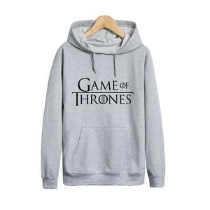 Game of Thrones GoT Printed Hoodie for women winter hooded sweatshirts