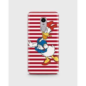 Xiaomi Redmi Note 4 Soft Cover in Donald Duck -1cover17