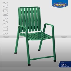 Steel Plastic Chair