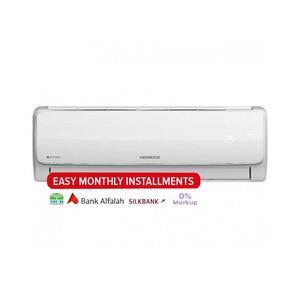 Kenwood Split AC KEA-1821S - eAMORE Split Air Conditioner Series - Heat & Cool - 18000BTU - White