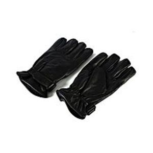 EasyLifePair of Black Leather Gloves