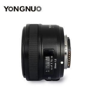 TE YONGNUO YN35N Lens F2.0 Wide-Angle For Nikon DSLR Cameras