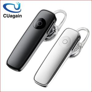 Bluetooth 4.1 Headset Wireless Earphone with Microphone Volume Adjustable for iPhone Xiaomi Android Phone iPad Macbook