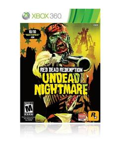 Red Dead Redemption: Undead Nightmare - Xbox 360